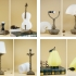 Flower lamp image