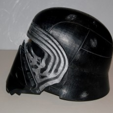 Picture of print of =JJ= Industries: Kylo Ren Helmet This print has been uploaded by Owen Reilly