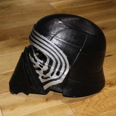 Picture of print of =JJ= Industries: Kylo Ren Helmet This print has been uploaded by Saxon Fullwood
