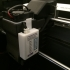 Spacer mount to fit an Octave Temperature Switch to an UP BOX or AFINIA H800 3D Printer image