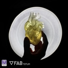 Picture of print of Human Heart