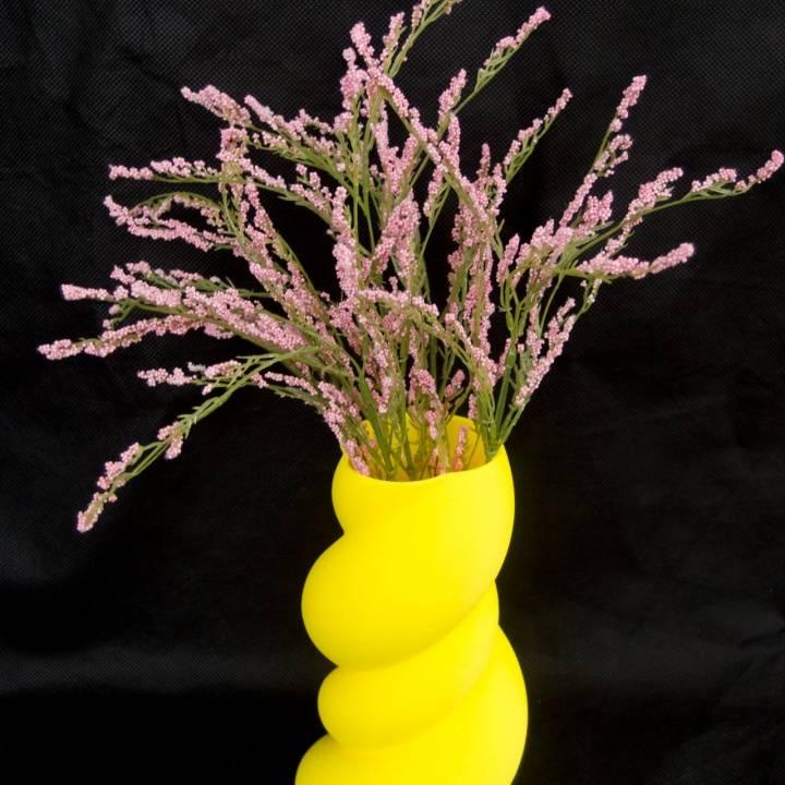 Hugged Vase