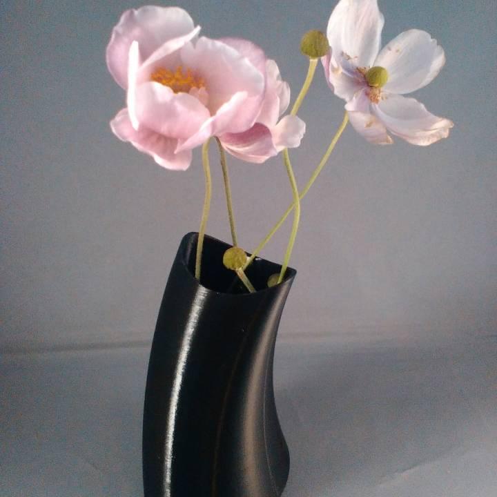 Mouthy Vase