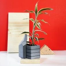 Thumbs Up Vase