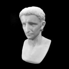 Emperor Claude at The Louvre, Paris