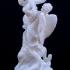 Boreas Abducting Oreithyia at The Louvre, Paris image
