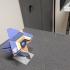 LARGE Destiny Ghost Fully Detailed Model, LED Illuminated, no supports! print image