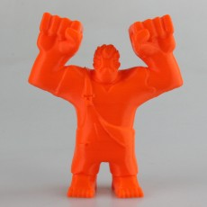 Picture of print of Wreck-It Ralph Print & Paint Toy - Support Free