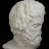 Marble head of a Bearded Man at The Metropolitan Museum of Art, New York image