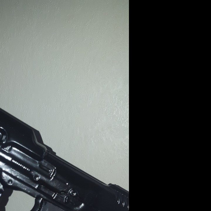 3D Print of Halo 5: Guardians M6H2 Magnum Pistol by JoTucker