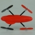 Space Rocket_MicroDrone image
