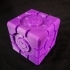 Companion Cube from Portal image