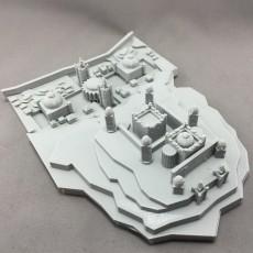 CASTLE OF PENTOS - GAME OF THRONES