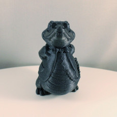 Picture of print of Crocodile boss