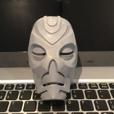 Picture of print of Dragon Priest Mask
