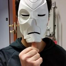 Dragon Priest Mask