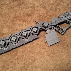 Picture of print of The Sleeper Simulant from Destiny