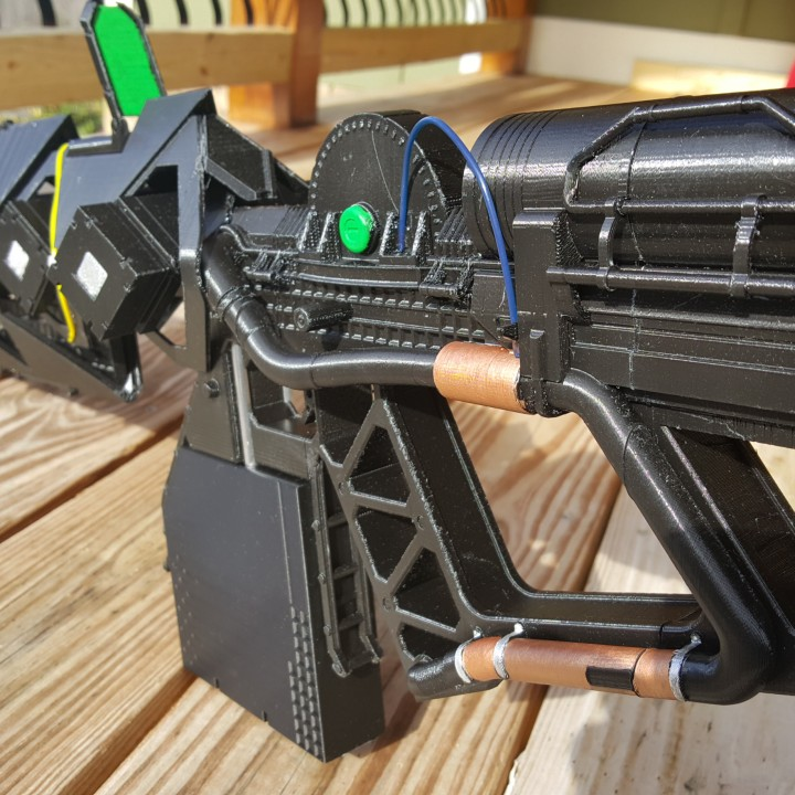 Picture of print of The Sleeper Simulant from Destiny This print has been uploaded by Spectra3D Technologies