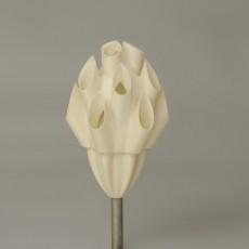 Palmiga Globe Bouquet Vase - Pillar-base