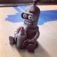 Picture of print of Baby Bender / Little Bender