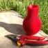 Parametric Vase print image