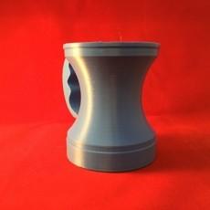coffee cup(hour glass shape)