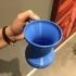 coffee cup(hour glass shape) image