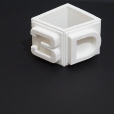 3D print logo