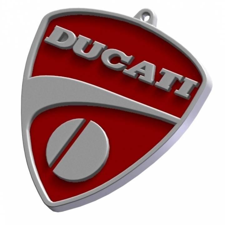 Ducati Cars Logo