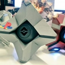 20th Anniversary  Playstation Limited Edition Destiny Ghost