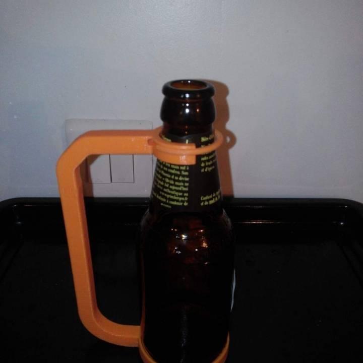beer holder / porte biere V2