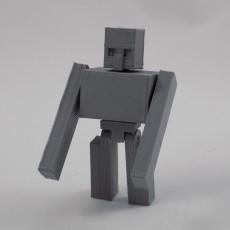 Minecraft - Iron Golem
