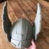 Thor's Helmet 3D model print image