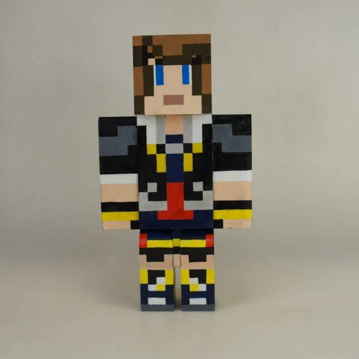 Minecraft Blank Character
