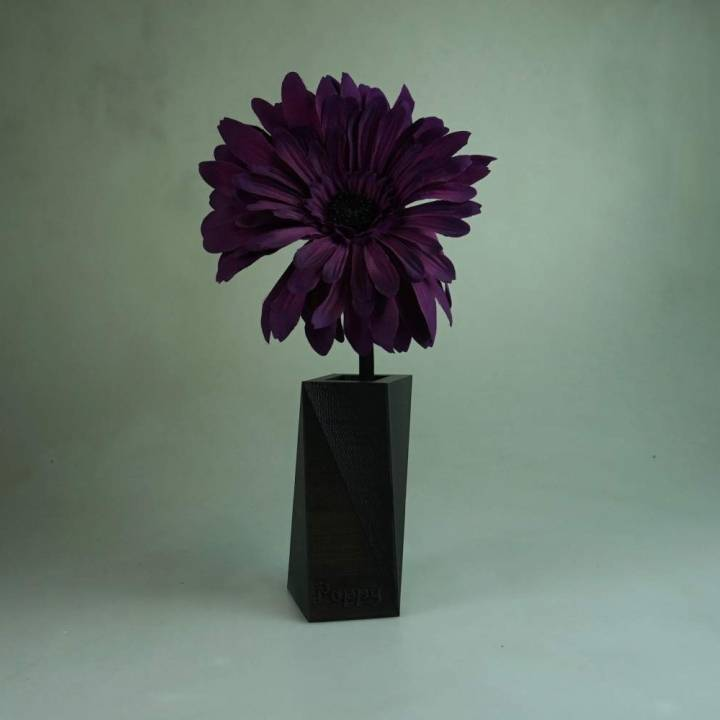 poppy's perfect vase