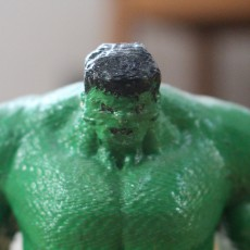 Picture of print of The Incredible Hulk