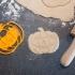 Halloween Pumpkin cookie cutter print image