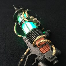 Picture of print of Fallout 3 - Plasma Pistol