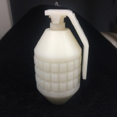 Picture of print of Fallout 3 - Hand Grenade
