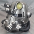 Fallout 3 - T45-d Power Armour Helmet primary image