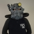 Fallout 3 - T45-d Power Armour Helmet image