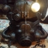 Fallout 3 - T45-d Power Armour Helmet print image