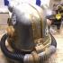 Fallout 3 - T45-d Power Armour Helmet print image