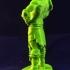 Kratos - God of War - Figure image