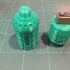 Destiny Hunter Grenade and grenade holder image
