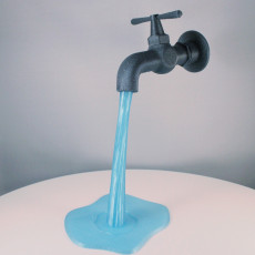 Picture of print of Magic Faucet