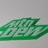 Mountain Dew logo image