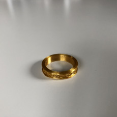 Picture of print of Vines Ring