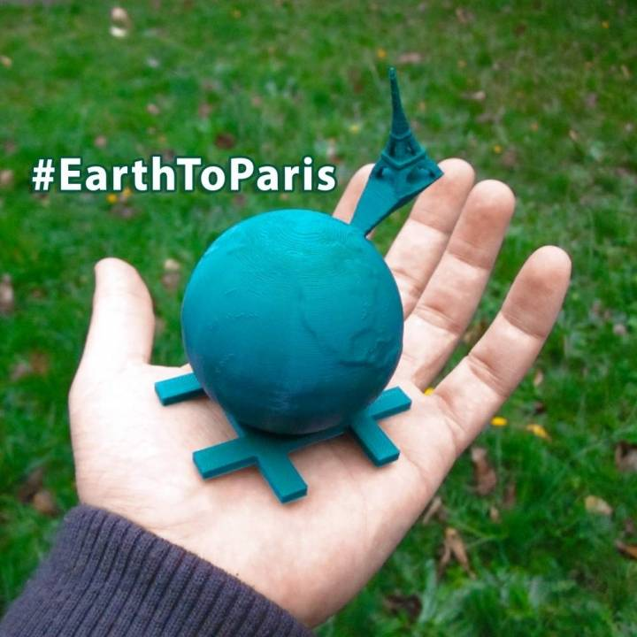 EARTH TO PARIS