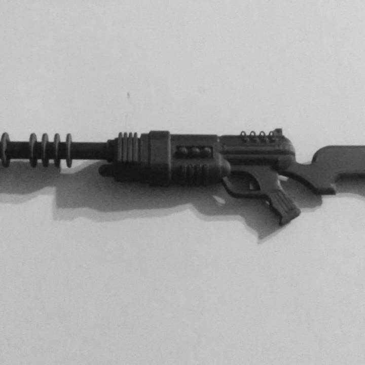 Fallout: New Vegas - Recharger Rifle